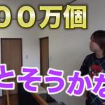 【水溜りボンド】ぷよぷよボール1,000,000個落としてみた!!!!!