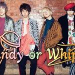 レイターズがバンドデビュー!!Candy or Whipとしてミニアルバム「last」リリース