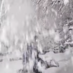 MasuoTV 東京大雪!さとちんと一緒に雪だるま作った!