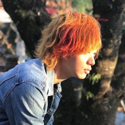 東海オンエア てつやの髪型がヤバイ!オレンジ、アシメ、黒髪