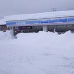 usshiusshiusshi 福井県坂井市・夜行バス乗客が記録的な大雪で立ち往生
