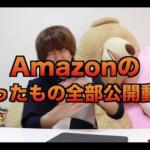 【はじめしゃちょー】やっぱりはじめしゃちょーはお金持ち!!Amazonで買ったモノ全て紹介!!