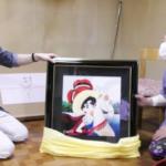 ヒカルがおばあちゃんに手塚治虫の絵をプレゼント!「珍しくいいことしてる」と視聴者驚愕!