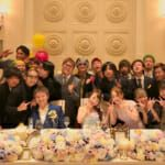 【画像大量】あやなんとしばゆーの結婚式に豪華YouTuber集結!あれ?てつやがいない・・・?