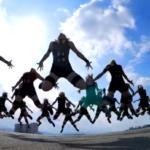 登美丘高校ダンス部、新作「HOT LIMIT」急上昇1位で100万再生越え 西川貴教と共演か?